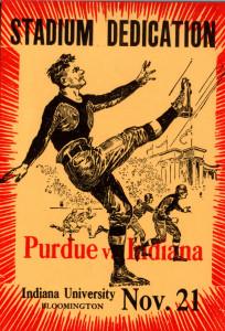 Courtesy  1925 Memorial Stadium Dedication Program